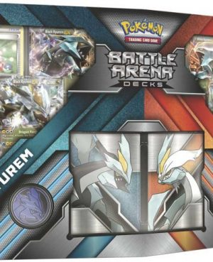 Pokémon Battle Arena Decks: Black & White Kyurem-0