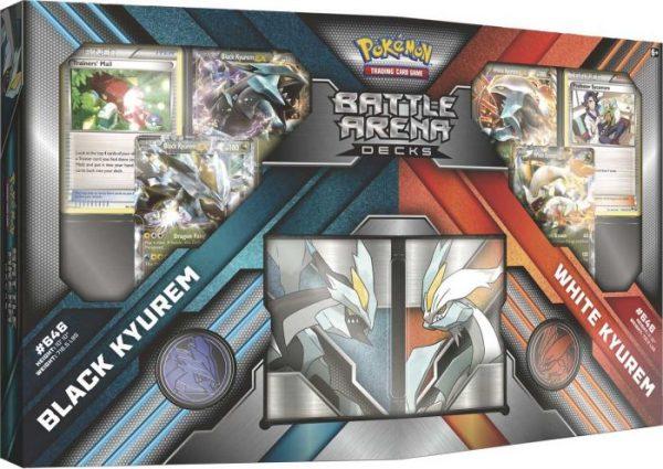 Pokémon Battle Arena Decks: Black & White Kyurem-0
