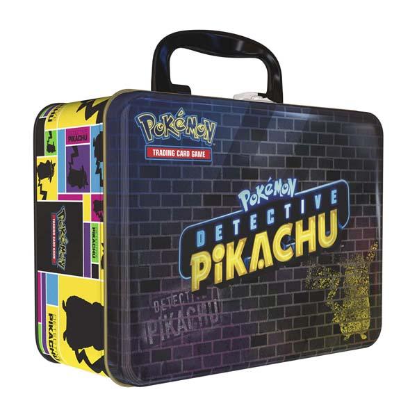 Pokémon Detective Pikachu collector chest