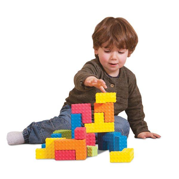Edushape Sensory Puzzle Blocks-4629