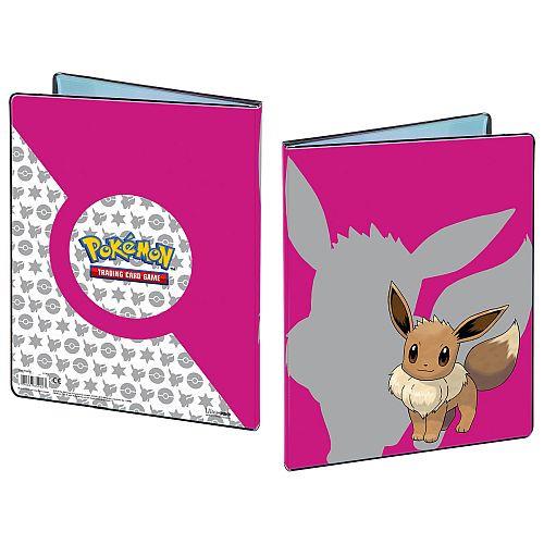 Pokemon Portfolio 4-Pocket Eevee 2019 Album
