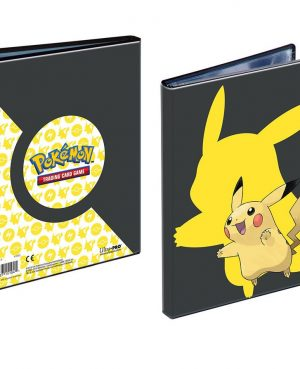 Pokemon Portfolio 4-Pocket Pikachu 2019 Album