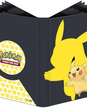Pikachu 9-Pocket Portfolio for Pokemon