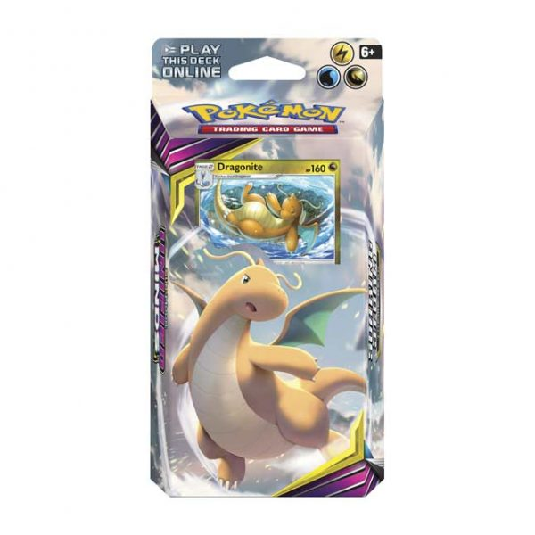 Pokémon TCG: Sun & Moon-Unified Minds Soaring Storm Theme Deck-0