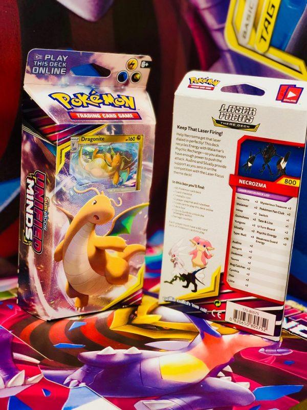 Pokémon TCG: Sun & Moon-Unified Minds Soaring Storm Theme Deck-4656