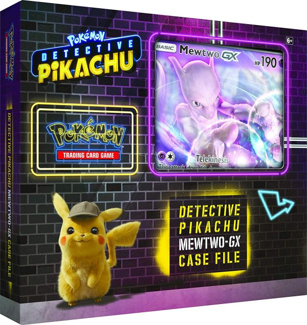 Pokemon Pokebox Detecitve Pikachu