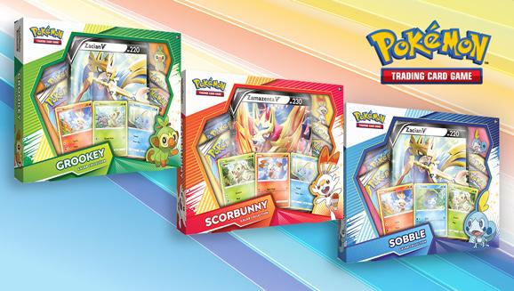 Pokemon Poke Box Galar Collection