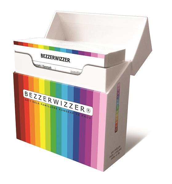 Bezzerwisser - Mini - quiz for hele familien