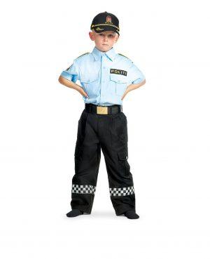 Politiuniform Skjorte og bukse - Norsk Politi