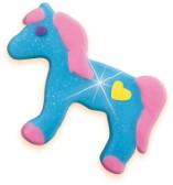 Ses lekeleire med glitter 4 farger