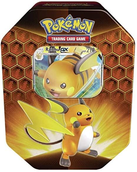 Pokemon Tin Fall 19 Hidden Fates